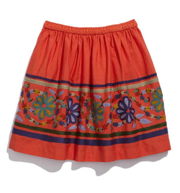 Peek Floral Frida Skirt
