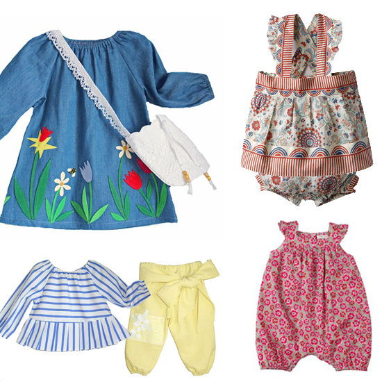 10 Spring Floral Looks For Lil Girls
