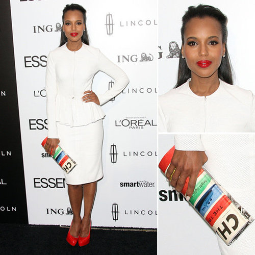 Kerry Washington Magazine Clutch