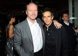 Paul Haggis said hello to Ben Stiller.