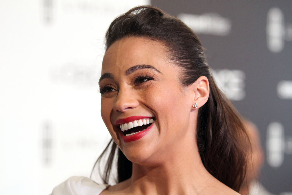 Paula Patton at the Essence luncheon.