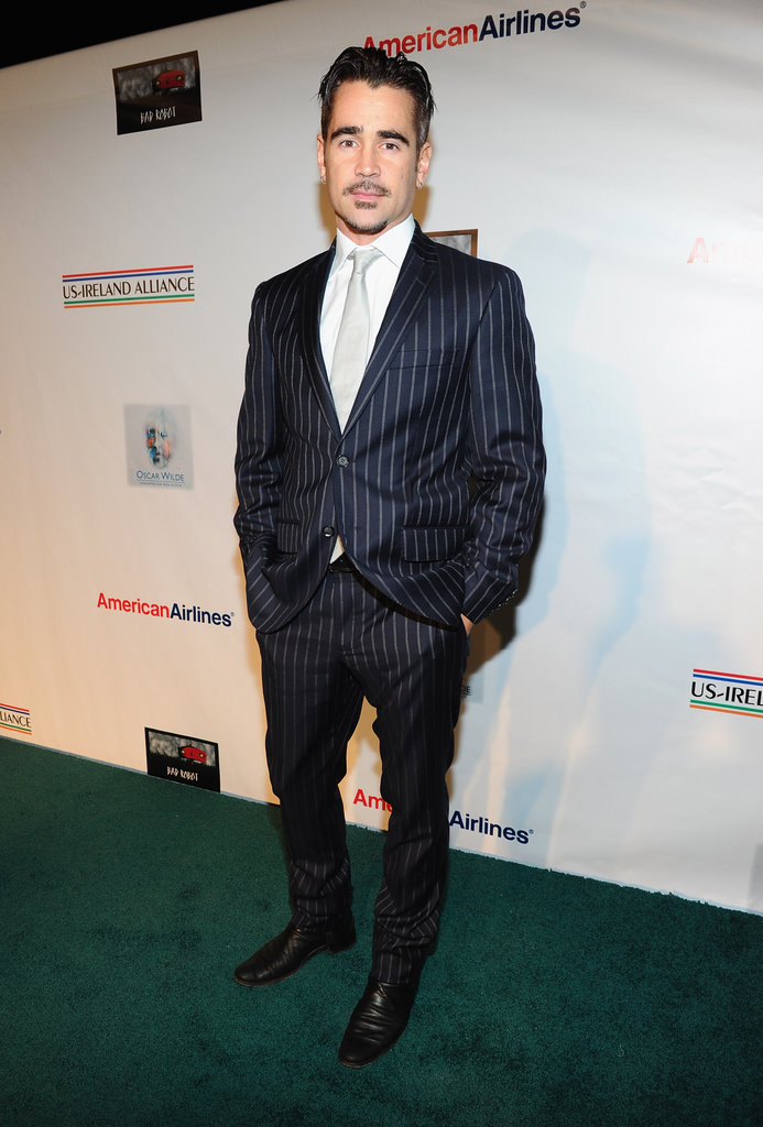 Colin Farrell attended the Oscar Wilde: Honoring the Irish in Film event.