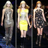 Review and Pictures of Versace Autumn Winter 2012 Milan Fashion Week Runway Show