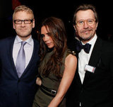 Victoria Beckham Celebrates the Year's British Oscar Nominees