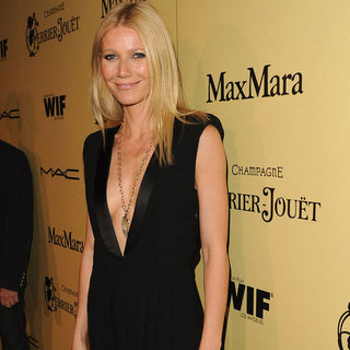 Gwyneth Paltrow Pictures at Women in Film Party 2012