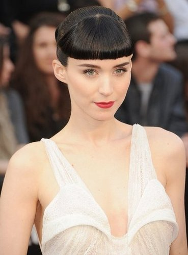 Oscars Best Dressed Red Carpet 2012 - Rooney Mara, Emma Stone, Michelle Williams