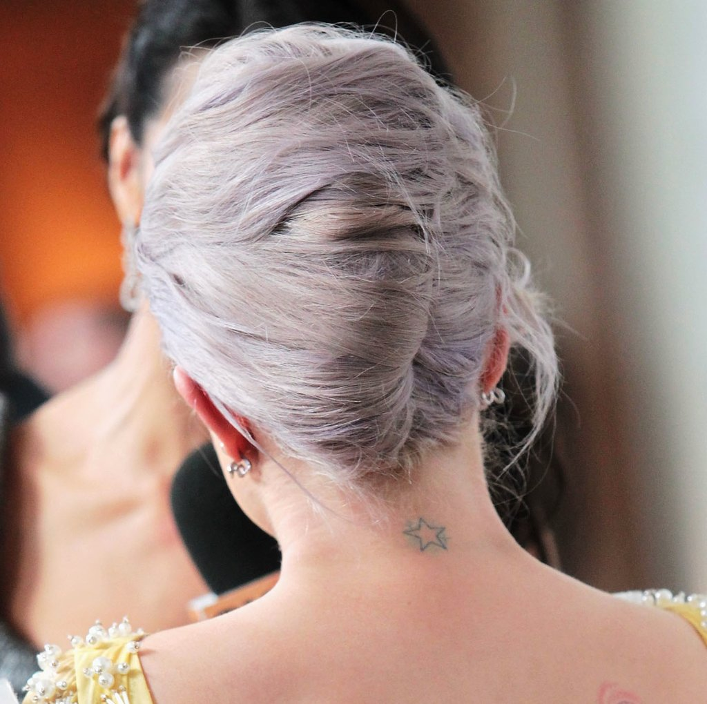 Kelly Osbourne From the Back