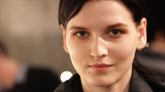 Watch a Model's Complete Makeup Transformation at Proenza Schouler