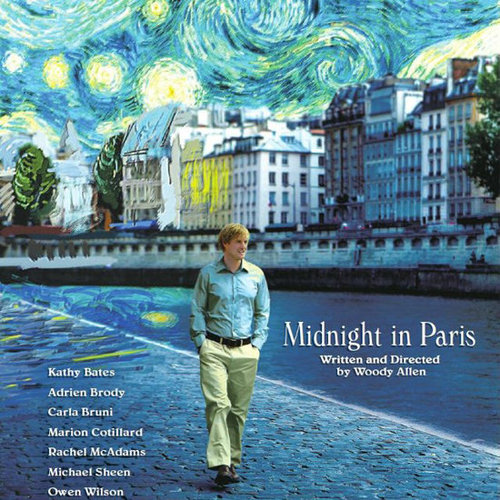 Midnight in Paris Wins Oscar Best Original Screenplay 2012