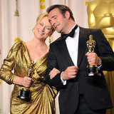 2012 Oscars Press Room and Winners Pictures