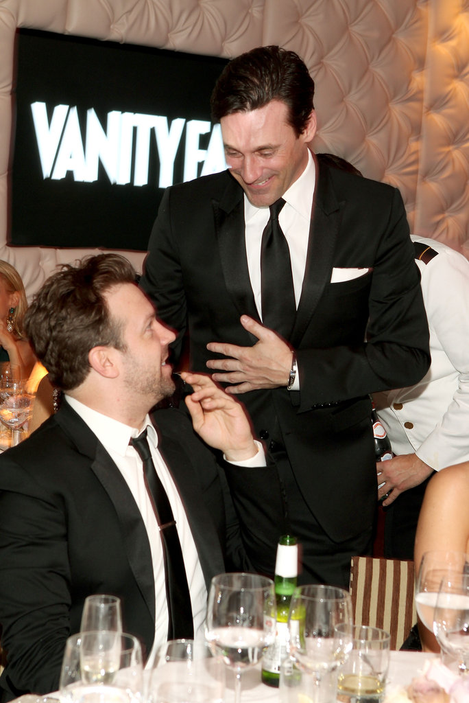 Jason Sudeikis and Jon Hamm