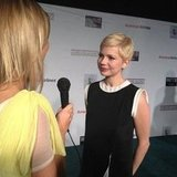 We caught up with Michelle Williams at the US-Ireland Alliance Event.