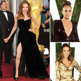 Sexy Oscars Dresses 2012 Pictures