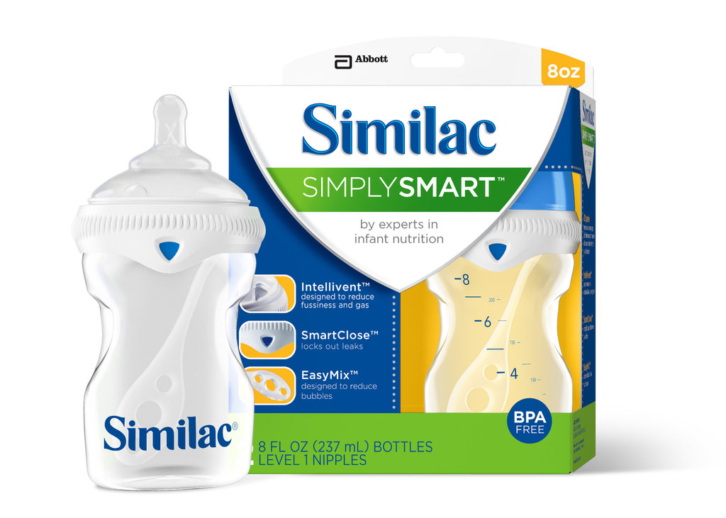 Similac SimplySmart Bottle