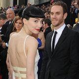 Rooney Mara and Charlie McDowell