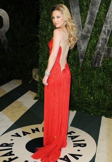 Kate Hudson(2012 Vanity Fair Oscar Party)