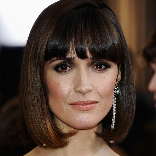 Rose Byrne's Makeup How-to at the 2012 Oscars