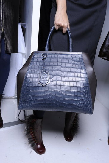 Fendi Fall 2012