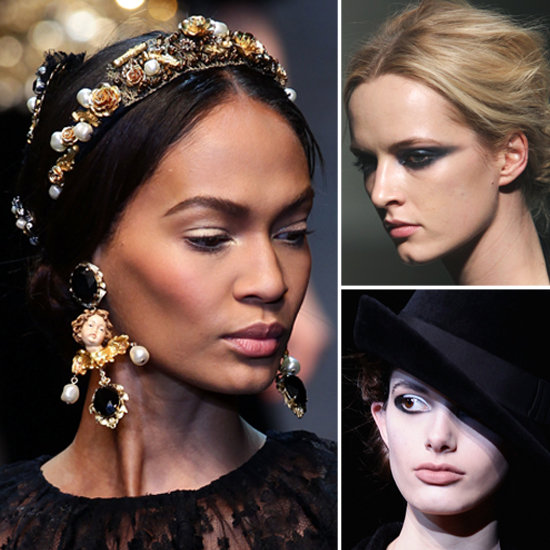 See the Most Fabulous Makeup and Hair From Milan Fashion Week