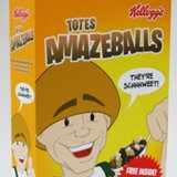 """Totes Amazeballs"" Cereal Speaks For Itself, Exists"
