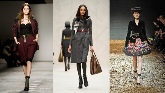 London Fashion Week Shows Us How to Belt It!