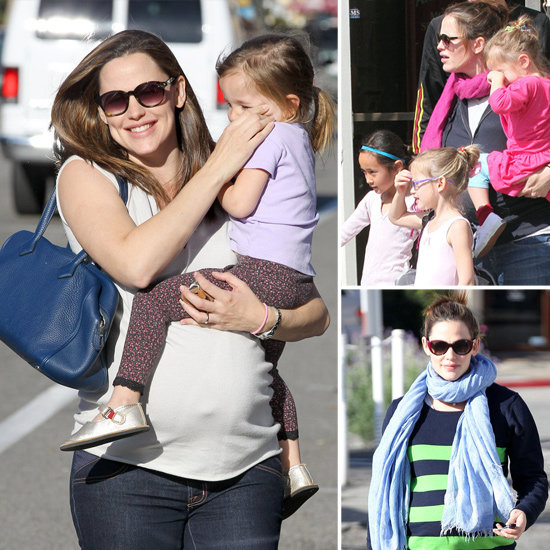 Jennifer Garner Welcomes a Baby Boy! A Look Back at her Pregnancy Style