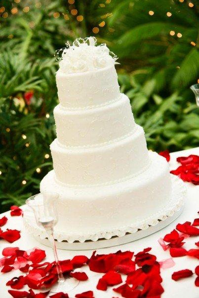 Gluten Free Wedding Cake A