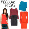 Desk-bound Buys: Shop the Peplum Trend with Jason Wu, Ellery, Topshop &amp; More!