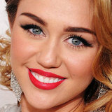 Miley Cyrus: Her Oscars Makeup