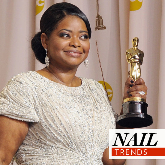 2012 Oscars: See Which Celebrities Nailed It at the Oscars