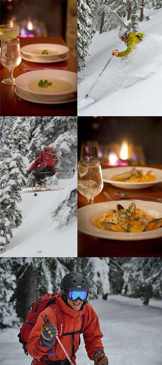Gourmet Dining at Gabriella's at Red Mountain Resort