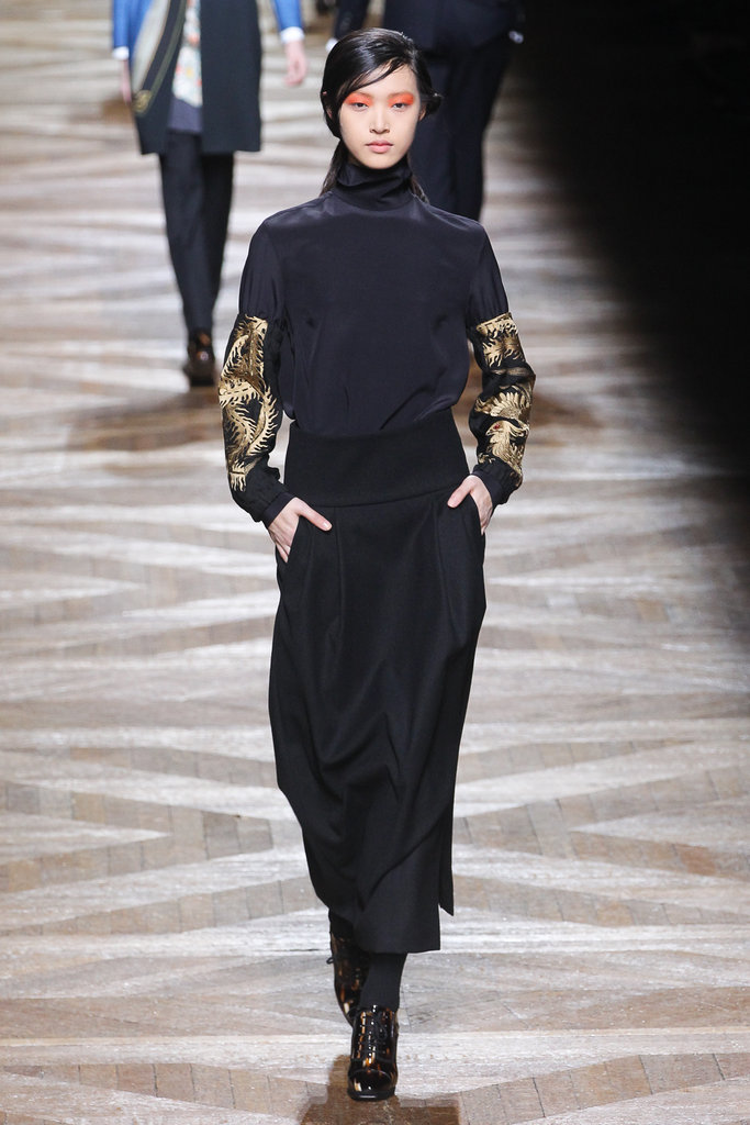 Dries Van Noten Fall 2012