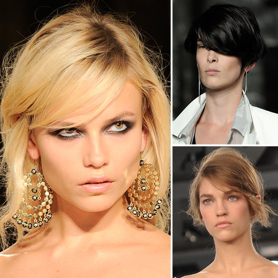 Spring 2012 Trendspotting: The Loose Side Swoop