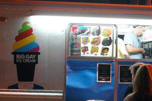Big Gay Ice Cream Truck