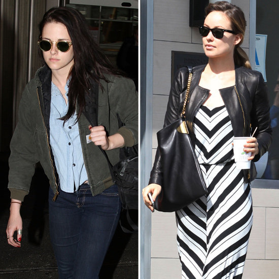 Kristen and Olivia Give Us Two New Ways to Wear Our Chucks