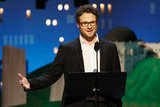 Best Awards Show Monologue: Seth Rogen at the Spirit Awards