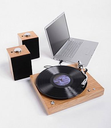 Crosley Audiophile USB Turntable ($200)