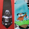 Geek Hand-Painted Ties