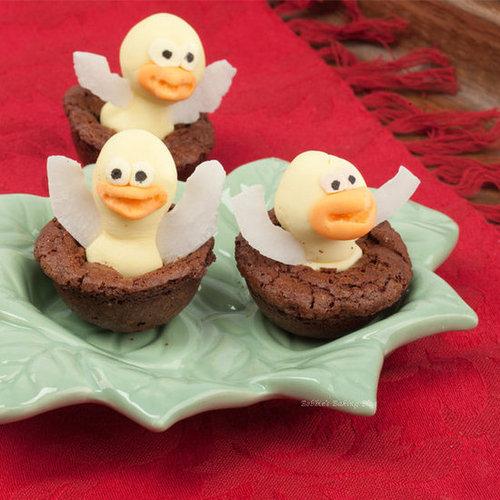 Baking Brownie Fun, A Family Affair