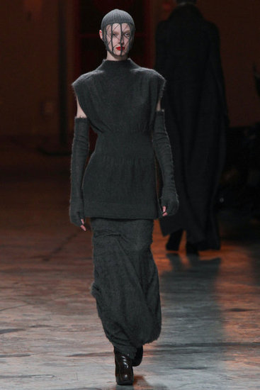 Rick Owens Runway 2012 Fall