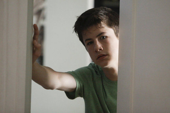 Dylan Minnette as Rex in Awake. Photo courtesy of NBC