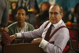 Danny Pudi as Abed and Chevy Chase as Pierce in Community. Photo courtesy of NBC