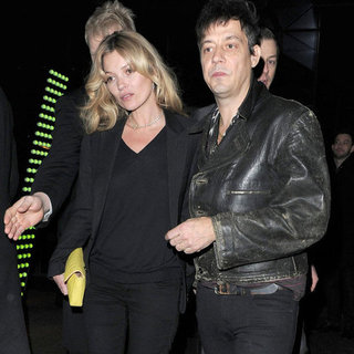 Kate Moss and Jamie Hince Party in London Pictures