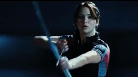 Video: See Katniss Show Off Her Archery Skills in New Hunger Games Clip!