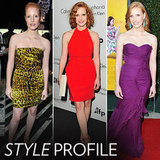 See Jessica Chastain's Red-Carpet Evolution