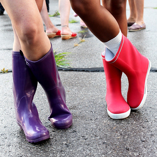 10 Impossibly Chic Rain Boots On Sale — Perfect For Spring's Wet Weather