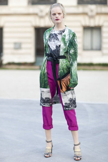 Paris Fashion Week Street Style — Fall 2012 Edition (Updated!)