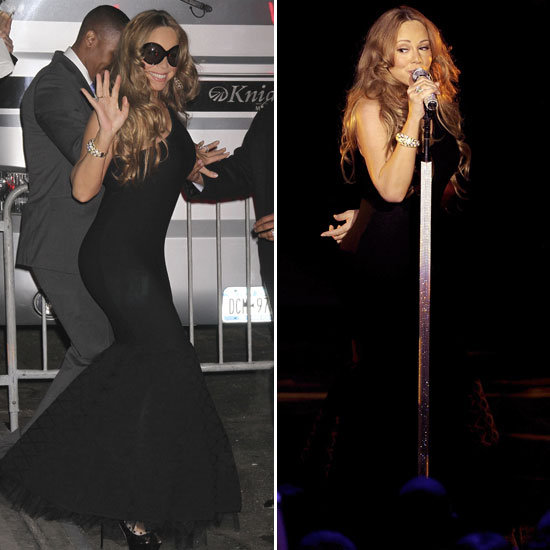 Mariah Carey Returns to the Stage For the First Time Since Having the Twins