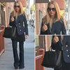 Rachel Zoe Carrying The Row Bag