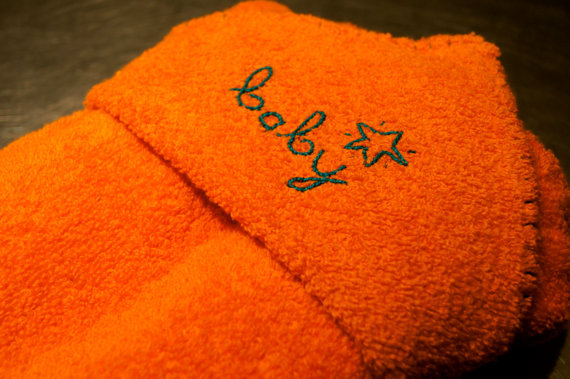 SweetEmeline Hooded Baby Towel ($20)
